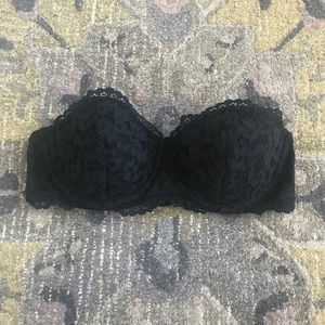 VS strapless bra